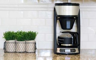 The Bunn HB Programmable Heat N' Brew: A Solid SCAA Certified Choice
