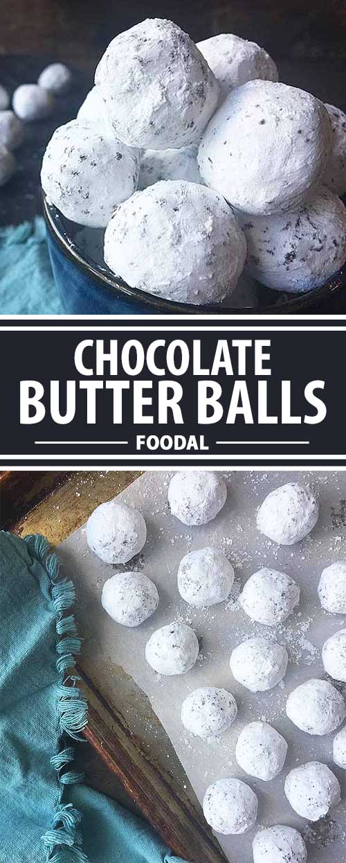 Butter Balls –  A Deliciously Simple No-Bake Cookie