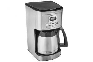 The Cuisinart DCC-3400: A Great Mid-Priced Thermal Carafe Option