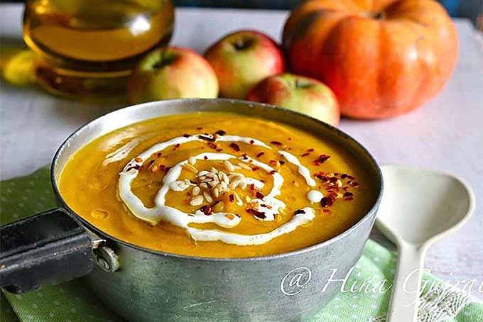 Curried Pumpkin Soup | Foodal.com