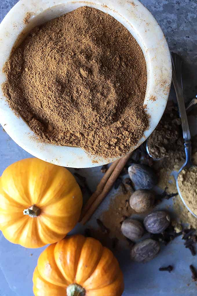 Love cooking and baking in the fall? Be the ultimate autumnal chef by making your own pumpkin spice mix! We share the recipe and other tasty info here: https://foodal.com/knowledge/herbs-spices/pumpkin-spice/