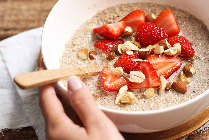 Make the Best Quinoa Hot Breakfast Cereal | Foodal.com