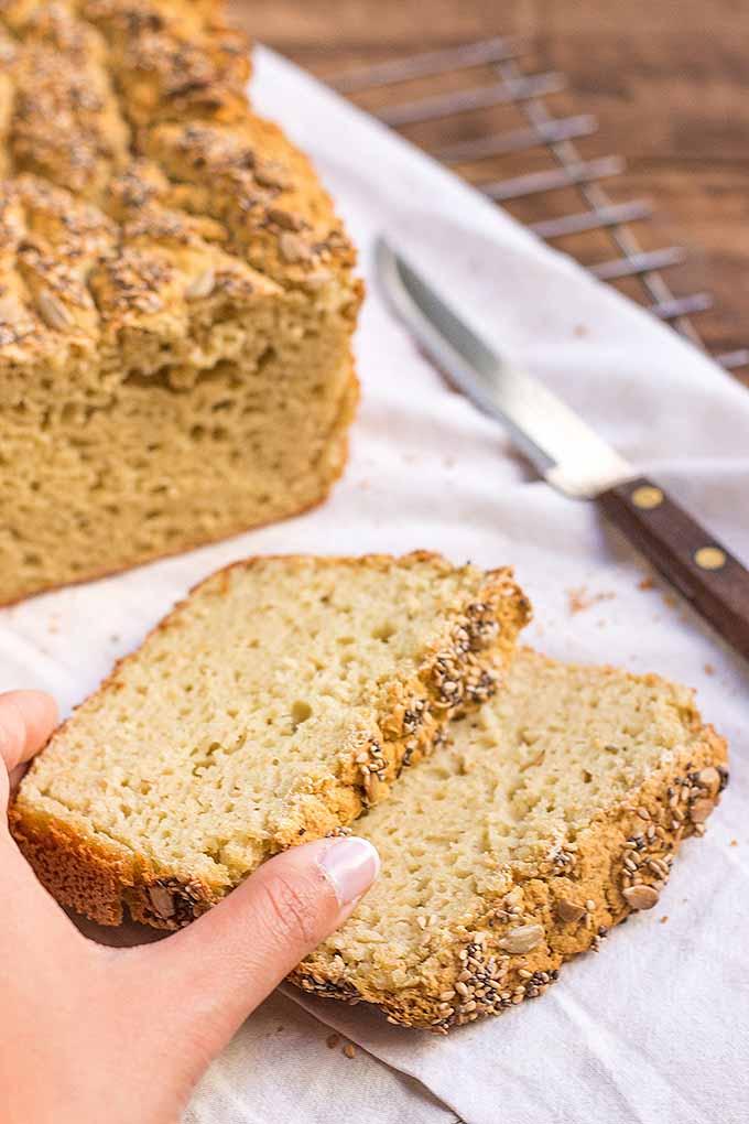 Gluten Free Sorghum Bread