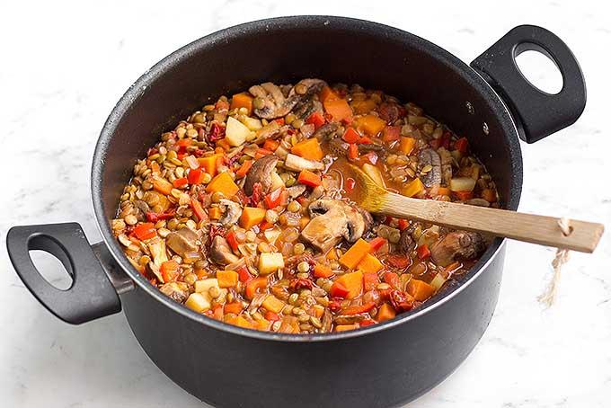 Making Vegan Stew   Foodal.com