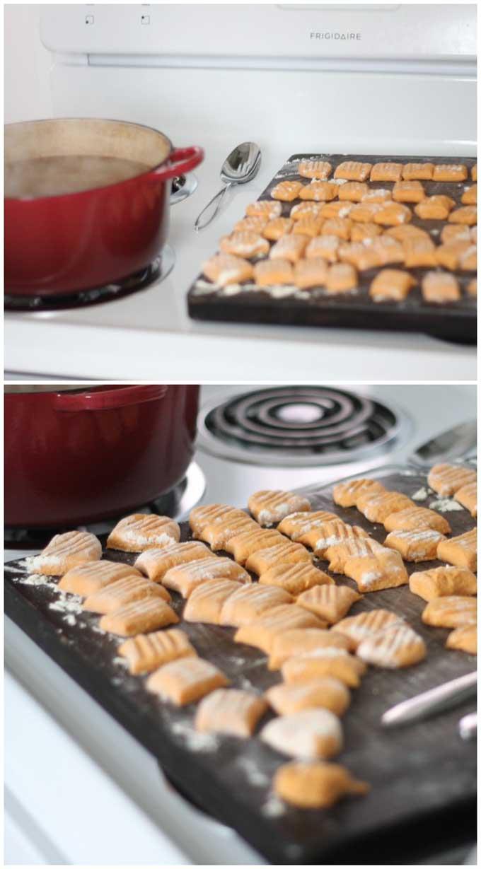 Recipe for Sweet Potato Gnocchi   Foodal