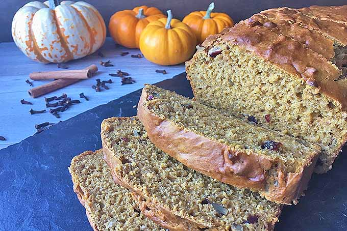 Recipe for the Best Pumpkin Bread | Foodal.com