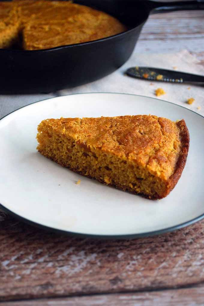 Love cornbread? We share the recipe and more of our fall favorites in our round up of pumpkin recipes that aren't pie. Read more now or Pin It for later: https://foodal.com/knowledge/paleo/best-pumpkin-recipes/