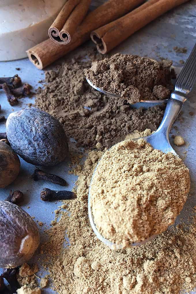 Learn how to make your own pumpkin spice mix that you can use in all of your favorite fall recipes. Read more now: https://foodal.com/knowledge/herbs-spices/pumpkin-spice/
