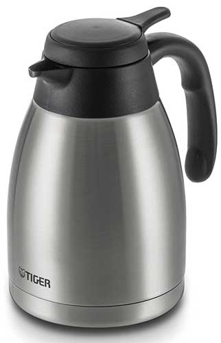 Tiger Pour Style Thermal Insulated Carafe