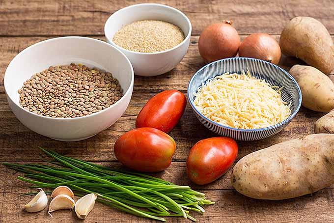 Vegetarian Shepherd's Pie | Foodal.com