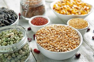What Types of Whole Grain Can You Grind at Home?