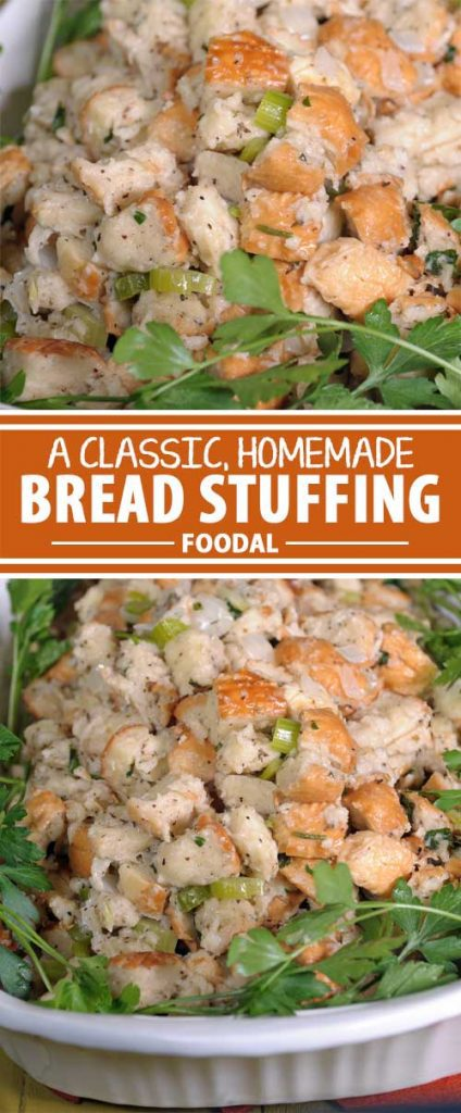 Do you love made from scratch, homemade stuffing like grandma used to make? If so, this recipe is right up your alley. Get it now and wow your friends and family.