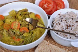 Easy Indian Lamb Curry