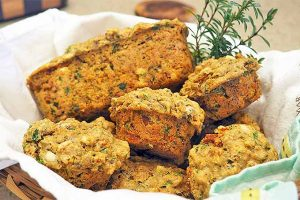 Sue's Savory Muffins