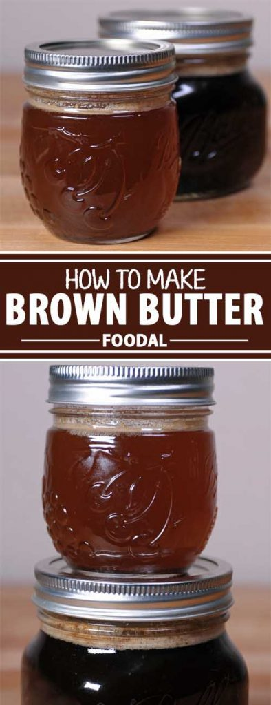 Looking for a new way to cook with butter? Follow our easy step-by-step guide to get perfectly nutty and toasty brown butter. Master this yummy technique to use in sauces, pastries, and so much more. You only need just a couple minutes to completely transform one of your favorite ingredients! Grab a stick or two of butter, and get cooking now on Foodal.