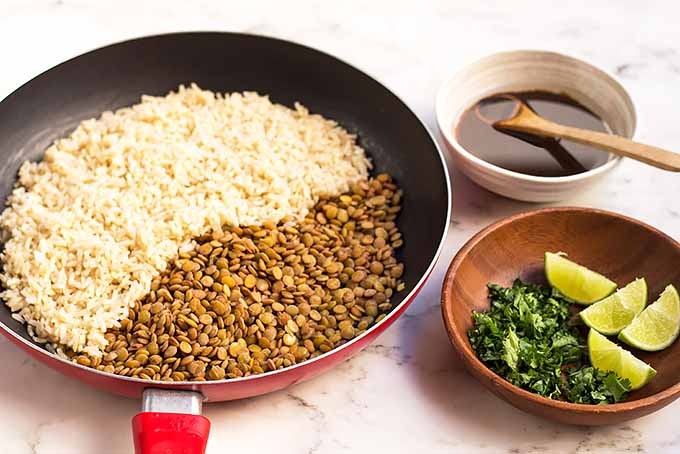 How to Make the Best Bean and Whole Grain Side Dish | Foodal.com