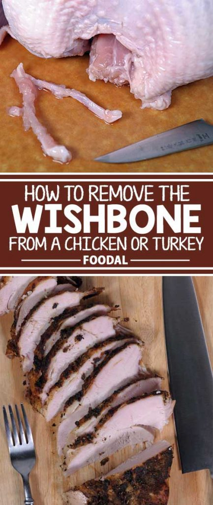 Do you want to carve up perfectly sliced pieces of turkey, chicken, or other poultry breast? Remove the wishbone. It's quick, easy, and simple once you've done a few times. Get started now with Foodal's guide.