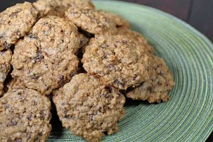 Have a Blast From the Past With These Classic Oatmeal Chocolate Chip Cookies