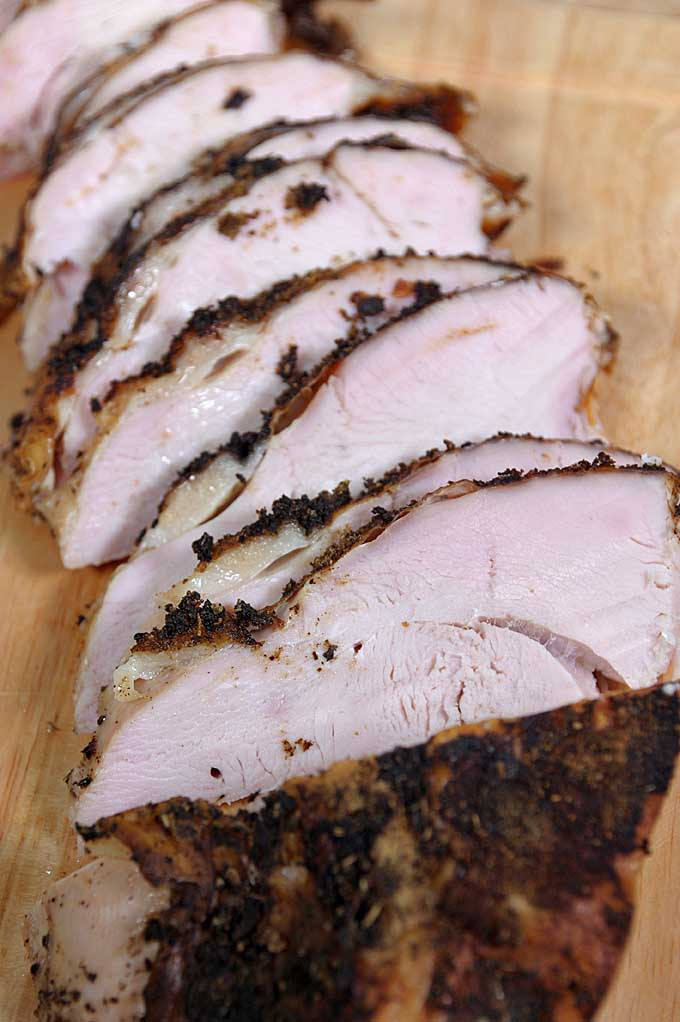 There's nothing better than a juicy turkey. But getting that effect is hard to accomplish without the right techniques. Dry brined and rubbed down with a sage spice mix and butterflied, this smoked turkey method makes for a perfect main dish   Foodal