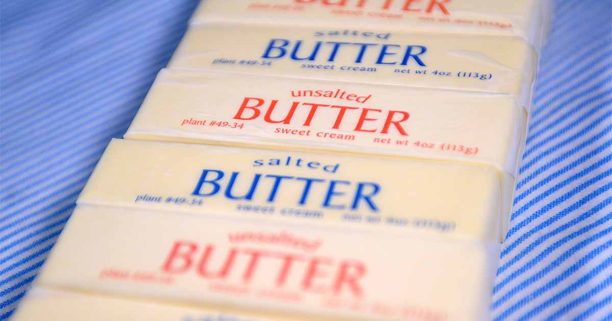 Unsalted vs  Salted Butter – Which is Best for Baking? | Foodal