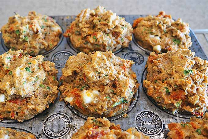 Sue's Savory Muffins | Foodal.com