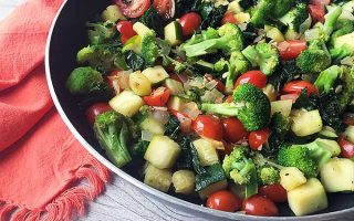 The Best Mixed Vegetable Saute | Foodal.com