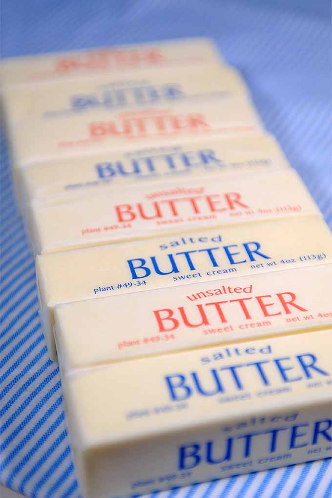 Not sure whether to use salted or unsalted butter in your cooking? We share our tips: https://foodal.com/knowledge/baking/unsalted-vs-salted-butter/
