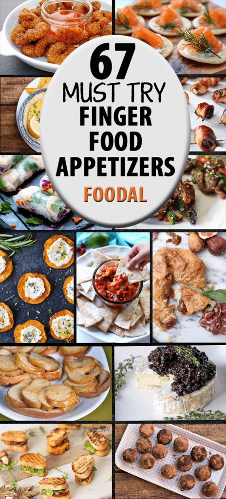 With the holiday season in full swing, there are so many many potlucks and parties with friends, family, and coworkers. But what are you going to serve? Try one of these 67 finger food appetizer ideas now! Find them all on Foodal.
