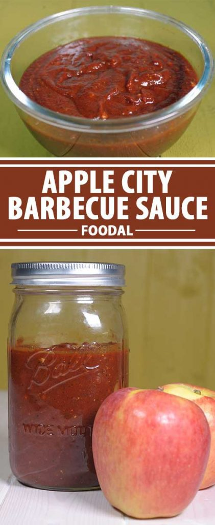 Apple cider, pork and barbecue sauce are the trifecta of fall and winter barbecuing. Now you can join the taste of cider and the sauce with this beautifully crafted homemade version. Get the recipe on Foodal now!