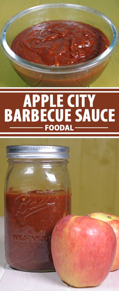 Apple City Barbecue Sauce: The Flavors of Cider and Spice