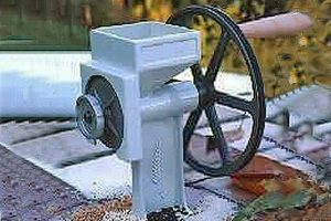 Good Value from the Country Living Grain Mill, Perfect for Rural Homesteaders and Survivalists