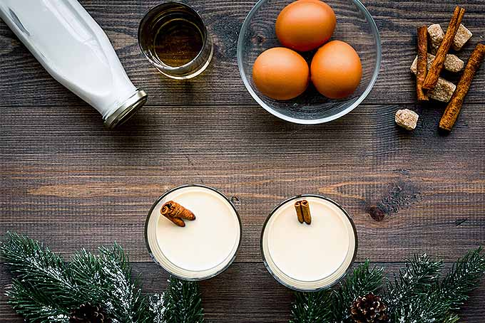 The HIstory of Eggnog: Why Do We Drink It at Christmastime?