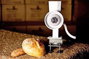 WonderMill Junior Deluxe: The Best Grain Mill For Flour and Nut Butters