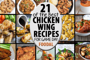21 of the Best Chicken Wing Recipes for Your Game Day Get-Together