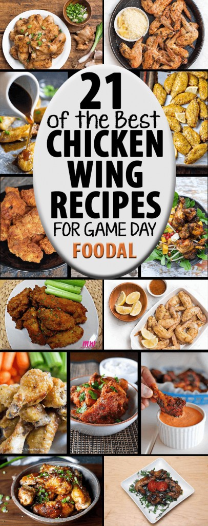 Whether you're hosting a family get-together or the day of the big game has finally arrived, chicken wings are an absolute must. For this round up, we've found the best recipes from around the web, covering a variety of flavor profiles and preparation techniques to satisfy every eager diner and hungry sports fan. Let's dig in now, on Foodal.