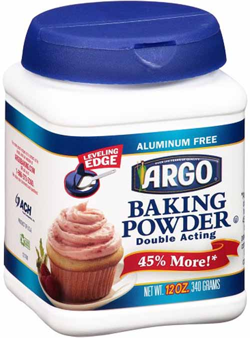 Argo Baking Powder | Foodal.com