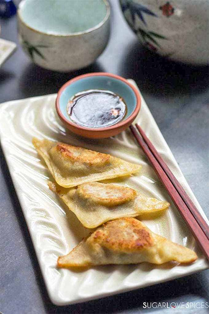 Homemade mushroom dumplings are just one of the recipes we share from our favorite fungi-loving bloggers: https://foodal.com/knowledge/how-to/store-mushrooms/