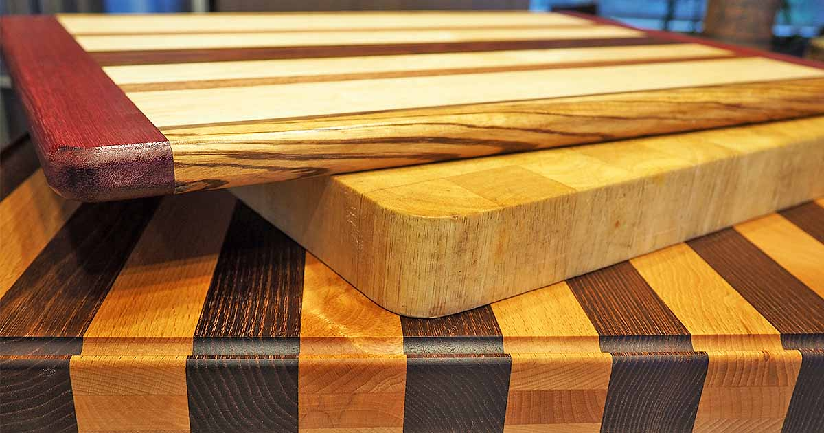 Cutting Boards And Chopping Blocks