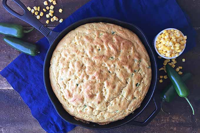 Homemade Cast Iron Cornbread | Foodal.com