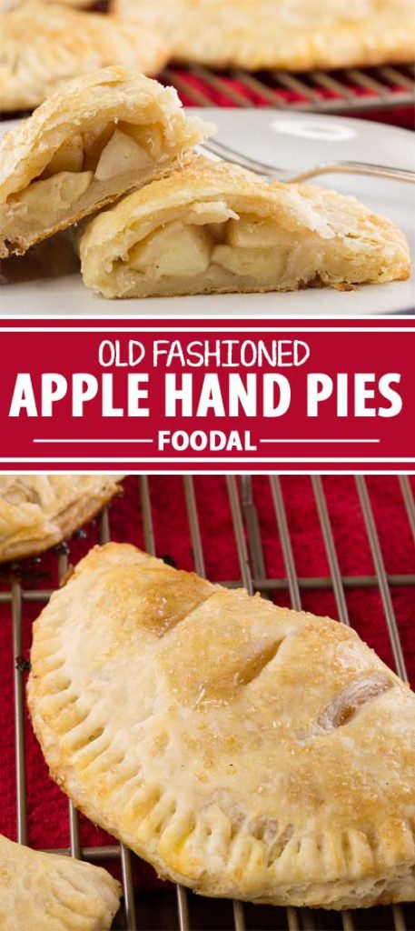 A twist on the traditional favorite, your crew will love these baked hand pies with apple cinnamon filling, baked to perfection with a flaky crust. Get the recipe now on Foodal!