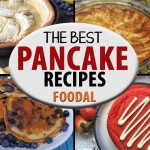 A collage of of different types of pancake recipes   Foodal