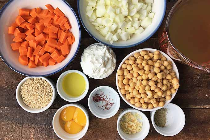Gathering ingredients for a vegetable stew | Foodal.com
