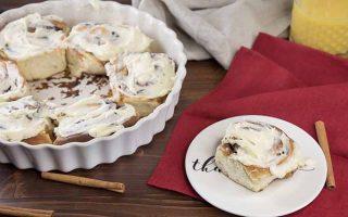 Deliciously Ooey-Gooey Cinnamon Rolls with Cream Cheese Glaze
