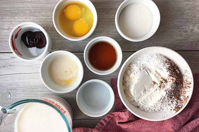 Gathering Ingredients for Pancakes | Foodal.com