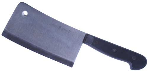The best meat cleavers reviewed in 2018 a foodal buying guide ja henckels international classic 6 inch meat cleaver publicscrutiny Image collections