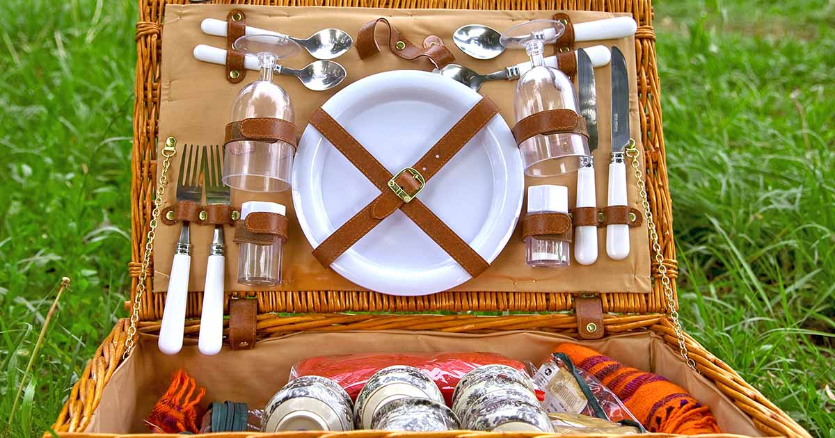 The Best Picnic Baskets on the Market in 2020 | A Foodal Buying Guide