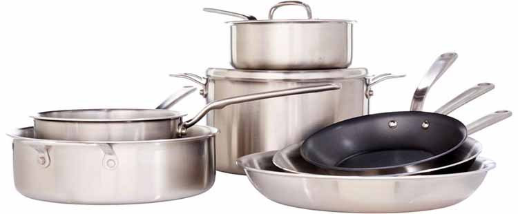 Best Induction Ready Cookware Sets 2019 A Foodal Buying Guide