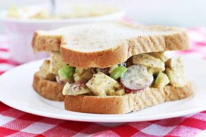 You Won't Be Able to Stop Eating This Curried Chicken Salad