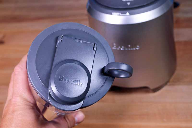 Breville Boss To Go Personal Blender travel lid.