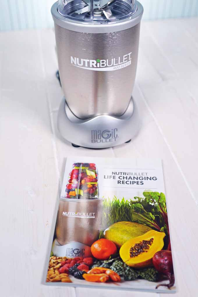 Nutribullet Pro 900 base with